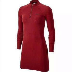 NIKE Python Mini Dress